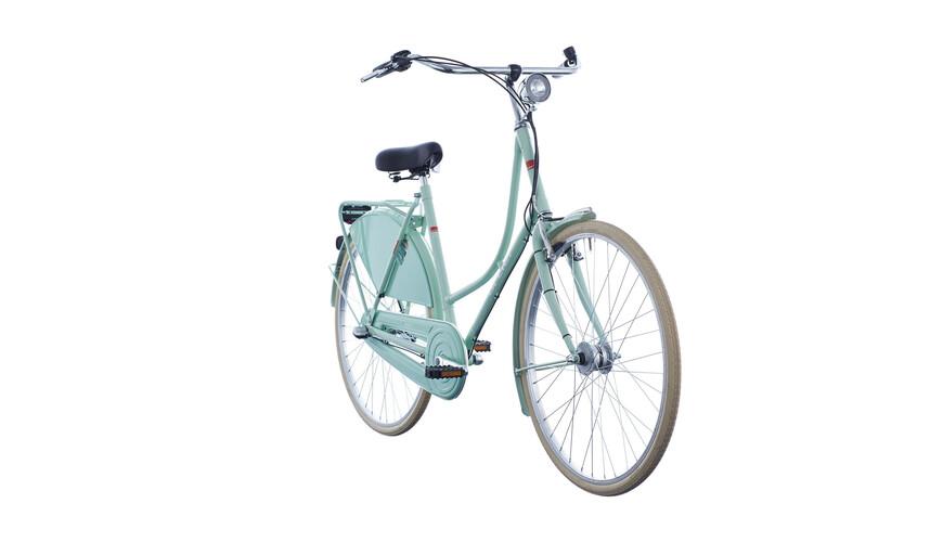Ortler Van Dyck - Vélo hollandais - Vert Pistache